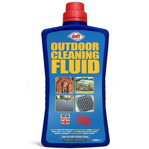 Doff Cleaning Fluid