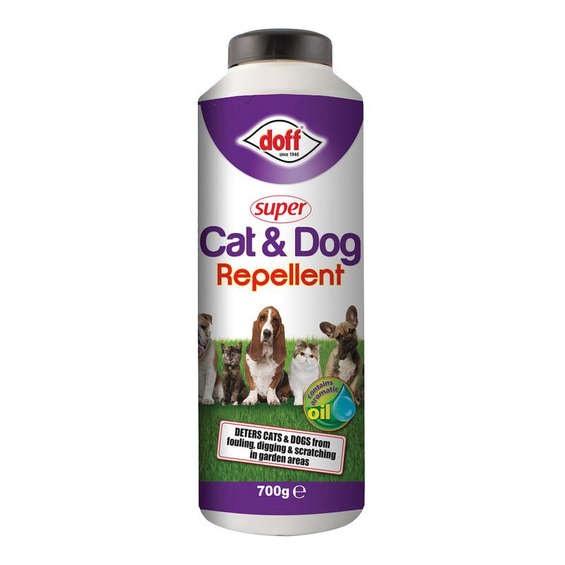 Doff Cat & Dog Repellent