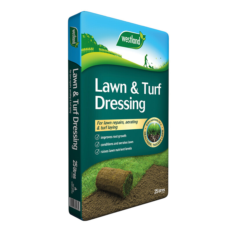 Westland Lawn & Turf Dressing 25 Litre Bag