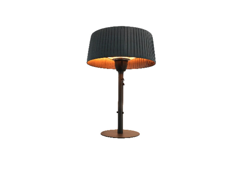 LAMP SHADE TABLE TOP HEATER BUY ONLINE NOW TO SECURE YOUR PURCHASE. THIS PRODUCT WAS IN HIGH DEMAND LAST YEAR. AVAILABLE FOR DELIVERY OF COLLECTION FROM APRIL 2021