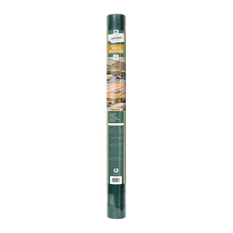 Kelkay Heavy Duty Weed Blocker (10 x 1 Metre)