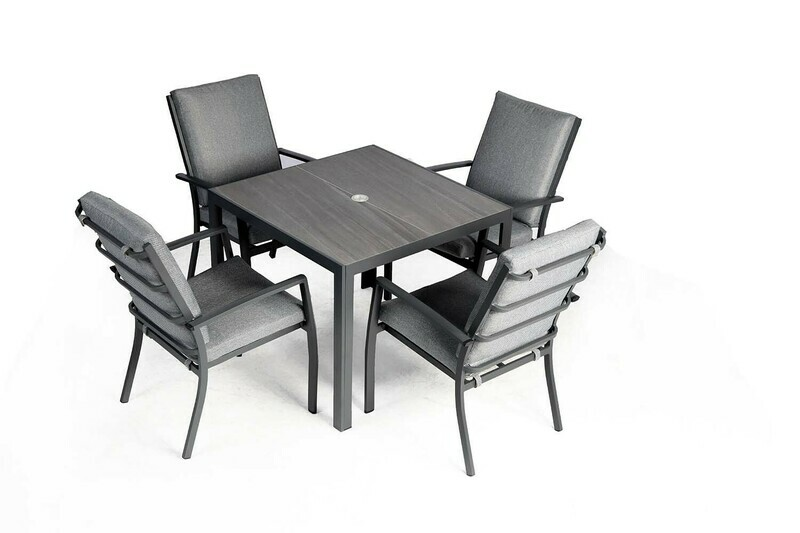 SYDNEY FOUR SEAT DINING SET BUY ONLINE NOW TO SECURE YOUR PURCHASE. THIS PRODUCT WAS IN HIGH DEMAND LAST YEAR. AVAILABLE FOR DELIVERY OF COLLECTION FROM APRIL 2021