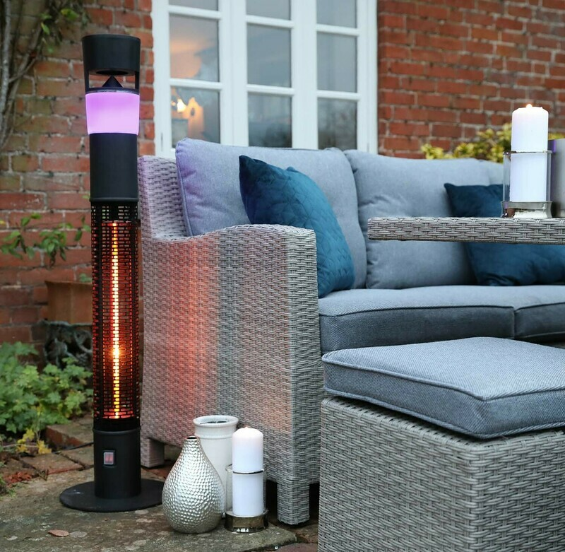 BOLLARD HEATER BUY ONLINE NOW TO SECURE YOUR PURCHASE. THIS PRODUCT WAS IN HIGH DEMAND LAST YEAR. AVAILABLE FOR DELIVERY OF COLLECTION FROM APRIL 2021