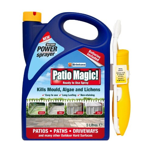 Patio Magic Power Sprayer 5 Litre