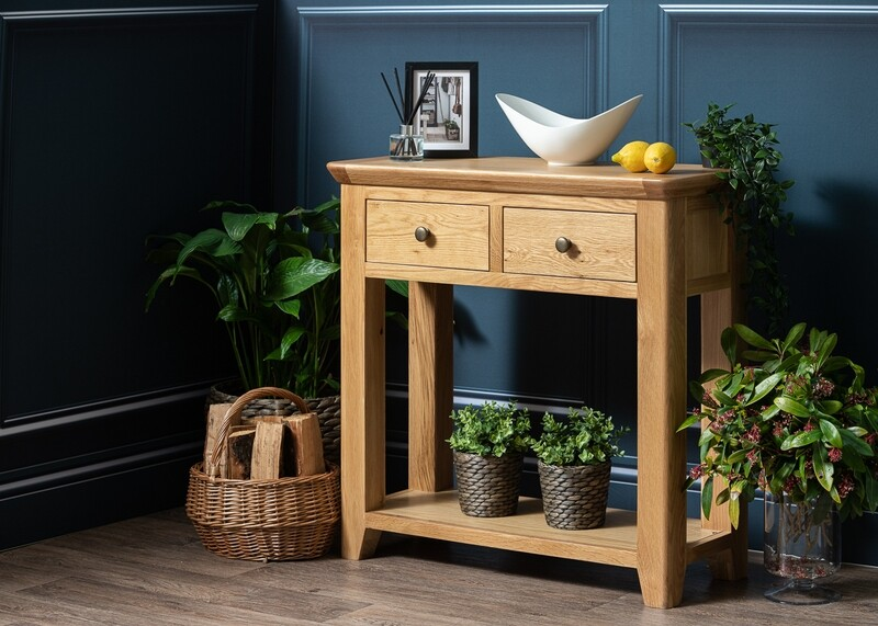 Console Table with 2 Drawers DAM514P-L