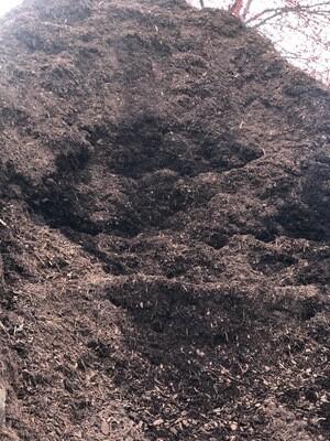Hardwood Mulch (per yard)