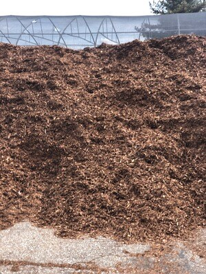 Pine Bark Mulch (per yard)