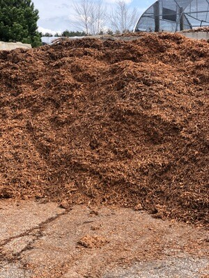 Gold Sunset Mulch (per yard)
