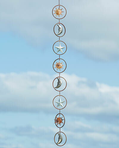 Ancient Graf Sun and Moon Rain Chain BFG2019