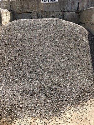 Pea Stone (per yard)