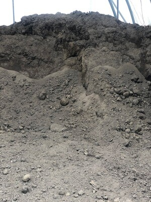 BULK MATERIALS: Screened Topsoil (per yard)