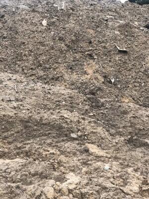 BULK MATERIALS:Fill Dirt (per yard)