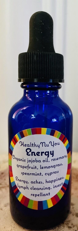 Energy Essential Oil Blend