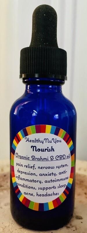Nourish Essential Oil Blend
