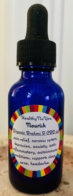 Nourish Essential Oil Blend