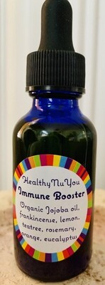 Immune Booster Essential Oil Blend