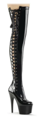 ADORE3050 THIGH BOOT WITH SIDE RIBBON LACE 9
