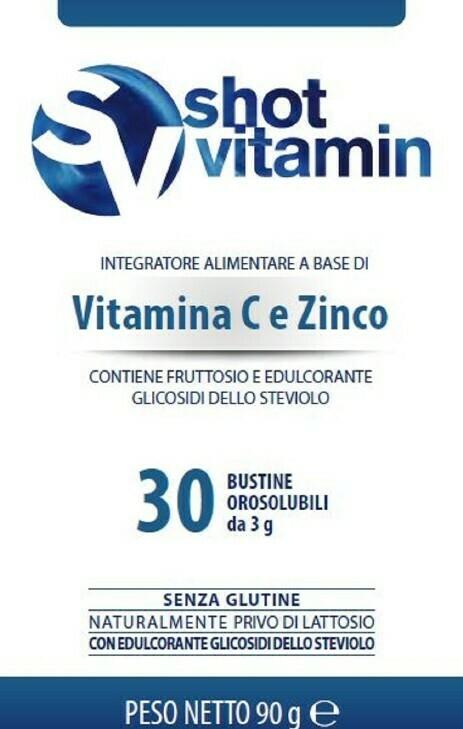 Shot Vitamin C e Zinco