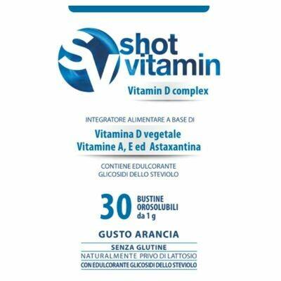 Shot Vitamin D Complex