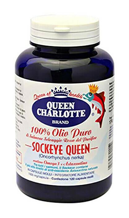 Queen Charlotte Omega 3