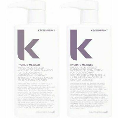 Kevin Murphy Hydrate.Me Wash + Rinse 500 ml 1+1!