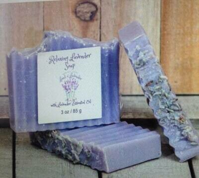 Land of Lavender/Lavender Soap