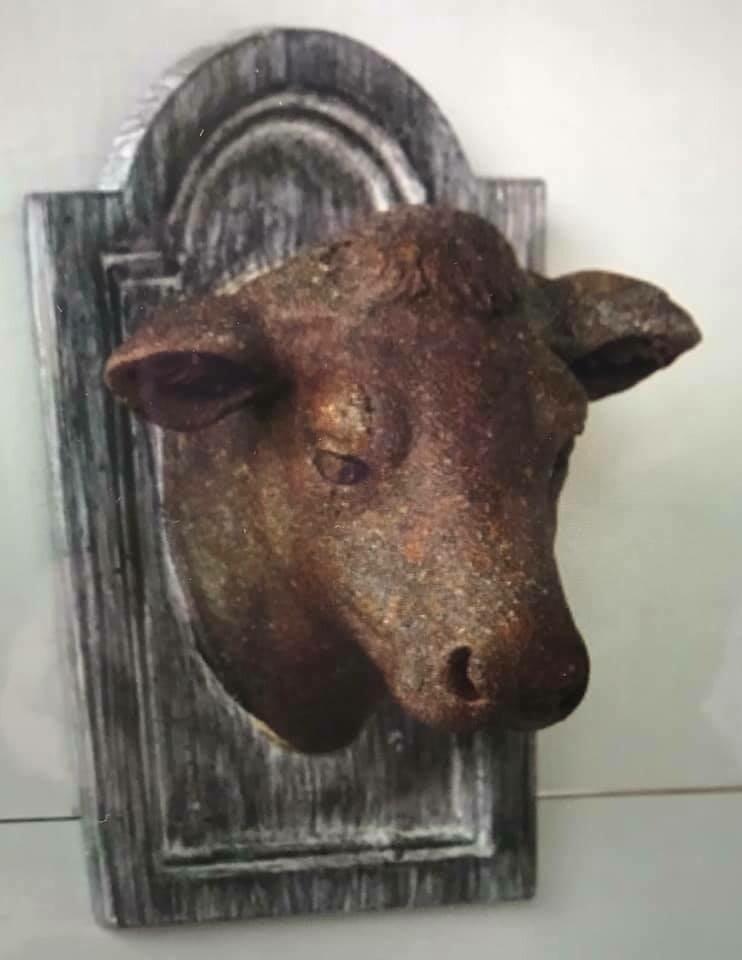Home Decor/Wall Decor/cow