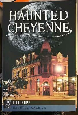 Book/Haunted Cheyenne/Book on Wyoming