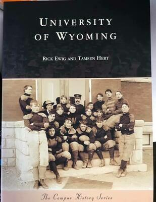 Book/University of Wyoming/Book on Wyoming