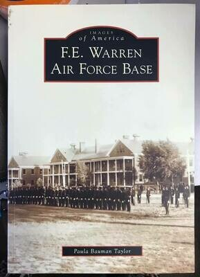 Book/FE Warren Airforce Base Book on Wyoming