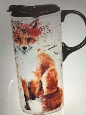Drinkware/Fox Travel cup