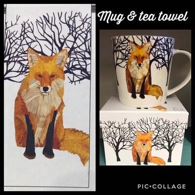 Drinkware/PPD Fox mug