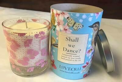 Candle/Loveolli/Shall we Dance