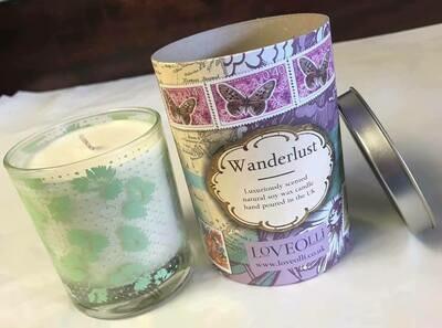 Candle/Loveolli Wanderlust