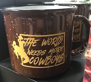 Drinkware/World Needs More Cowboys Mug