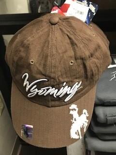 Hat/Brown Wyo.