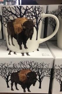 Drinkware/PPD Buffalo mug