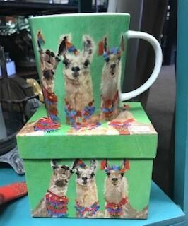 Drinkware/PPD/Llama mug