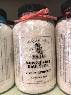 Windrift Hill/ Bath Salts/Lively apricot