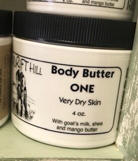 Windrift Hill/body butter/One