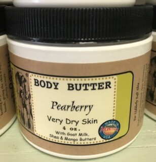 Windrift Hill/Body butter/pearberry