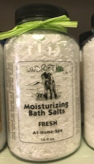Windrift Hill/bath salts/fresh