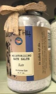 Windrift Hill Bath Salts in Rain