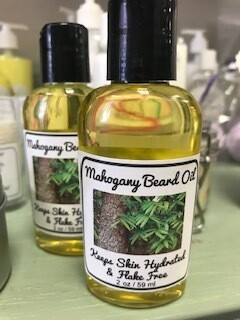 Land of Lavender/Mahogany Beard Oil (2 oz.)/Wyoming made