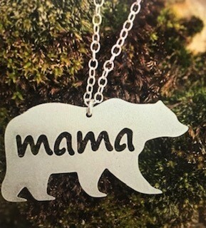 Jewelry/Made of Mountains/Mama Bear silver