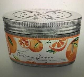 Tried & True/4 oz./ Citrus Grove candle