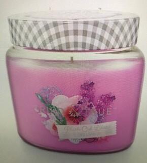Tried & True/ 15 oz. Fresh Cut Lilac jar candle