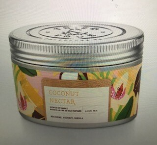 Tried & True/ 4 oz. Coconut Nectar candle