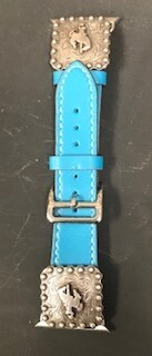 watch/turquoise concho Apple Watch band