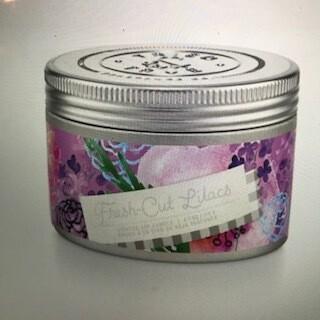Tried & True/4 oz./ Fresh Cut Lilac tin candle